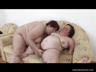 Порно онлайн толстые бабушки