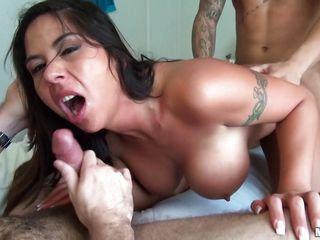 Порно ганг банг для жены